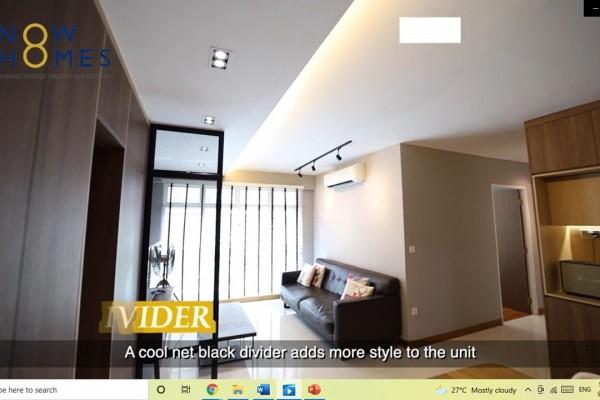 4+ bedroom flat move