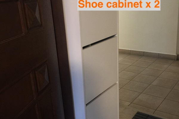 2 bedroom flat move